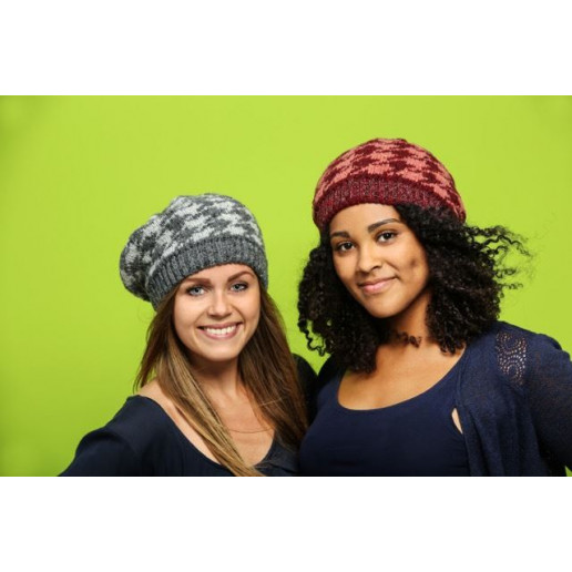 Girls Marsala & Coral