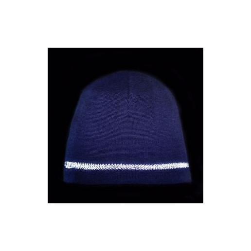 Twinkle Kid - reflektierende Basic-Mütze, peacoat, dunkelblau