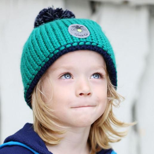 Wintermütze Emerald